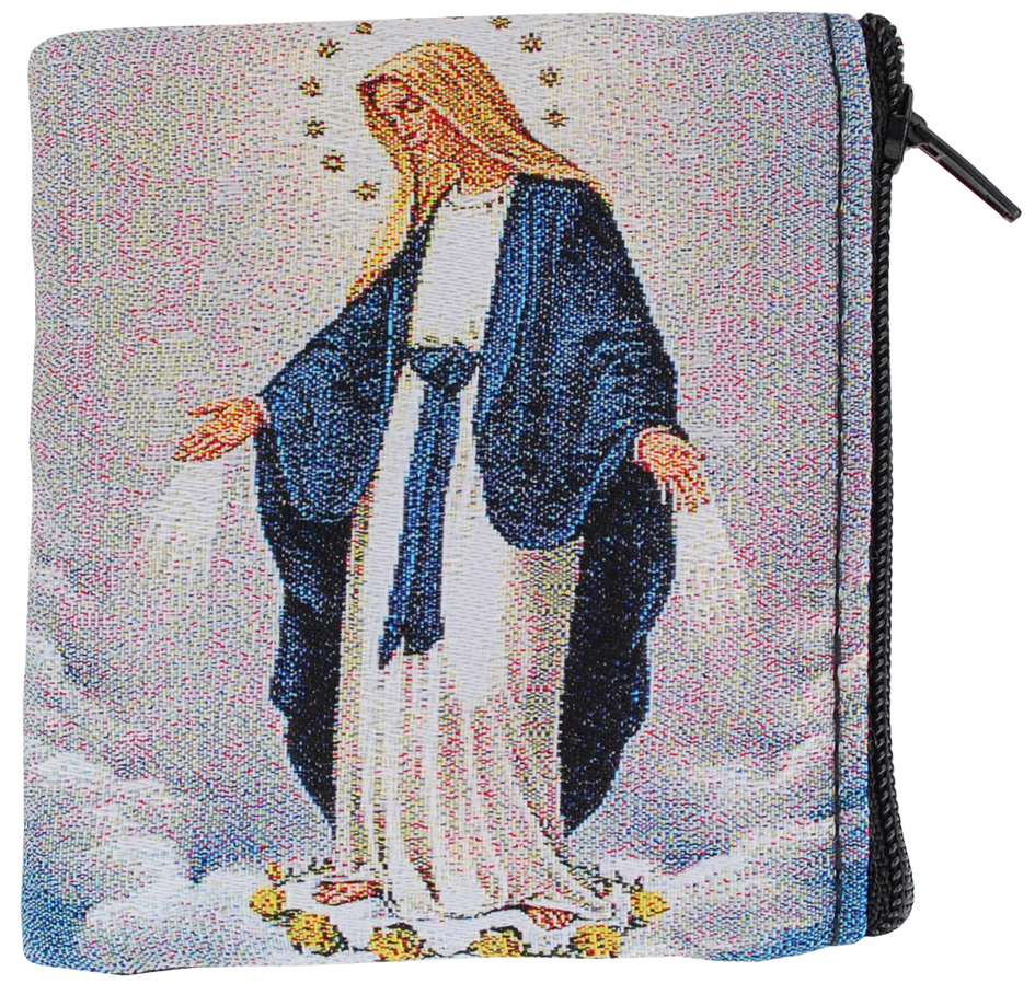 Our Lady Of Grace Rosary Case - Style RMP9
